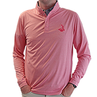 Peter Millar- Featherweight Button Pullover_SWATCH