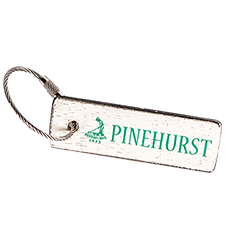 Pinehurst Keychain LARGE
