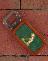 Smathers and Branson - Needlepoint Bottle Opener THUMBNAIL