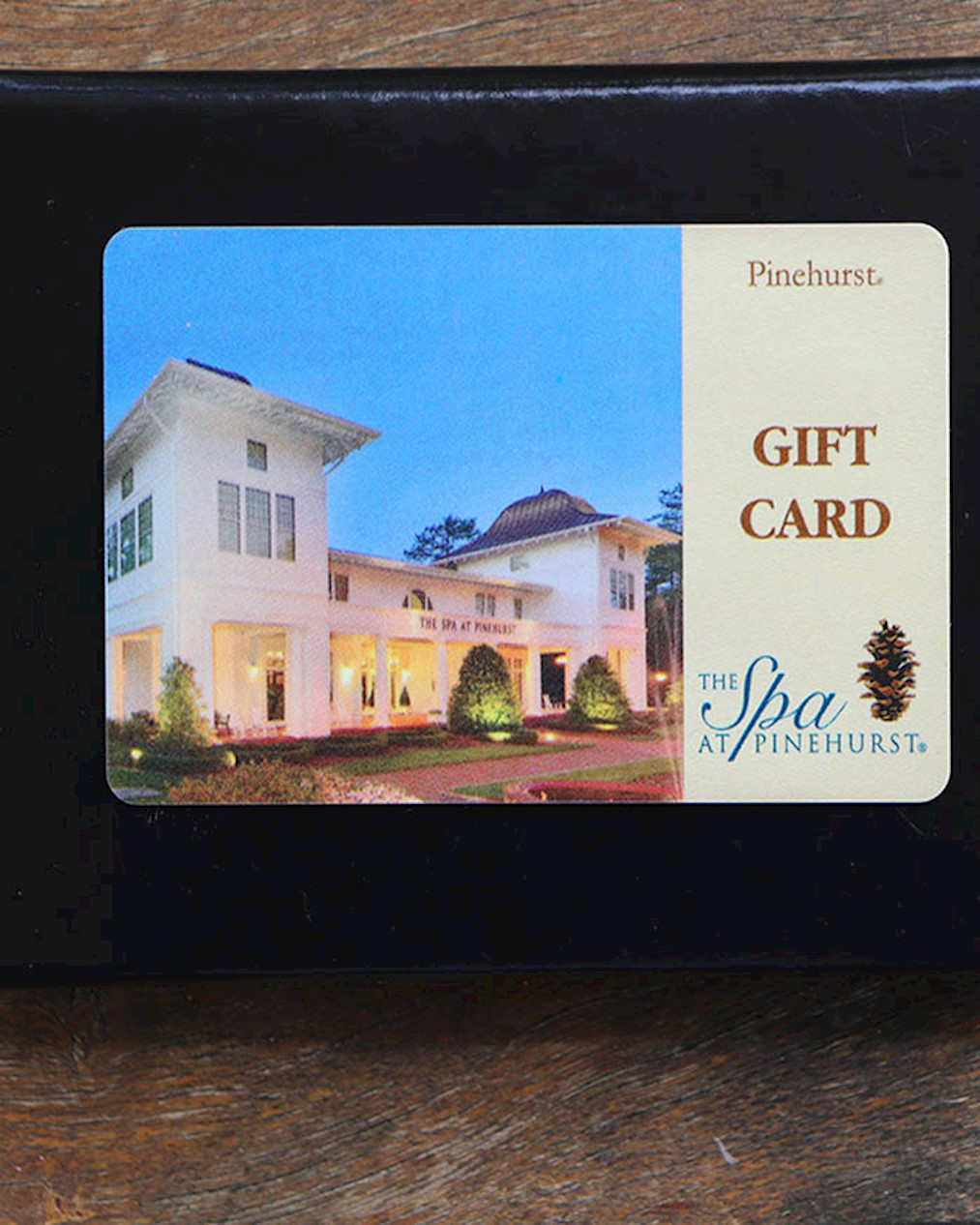 Pinehurst Gift Card SWATCH