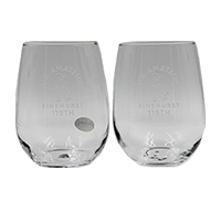 2019 U.S. Amateur Stemless Wine Glass Set of 2_THUMBNAIL