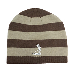 Putter Boy Stripe Beanie