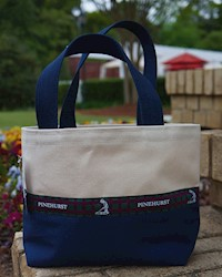 Pinehurst Tartan Small Tote Bag THUMBNAIL