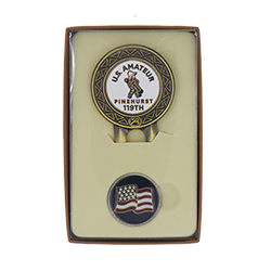 2019 U.S. Amateur Divot Tool/Flag Ball Mark Set_MAIN