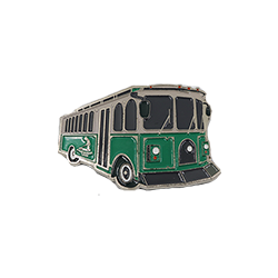 Pinehurst Trolly Magnet LARGE