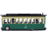 Pinehurst Trolley Toy THUMBNAIL