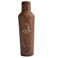 Corkcicle- 16 oz. Walnut Canteen THUMBNAIL