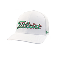 Titleist No. 2 Custom Snapback Mesh Cap SWATCH