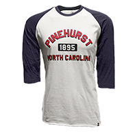 Men's Pinehurst Club Raglan Tee THUMBNAIL