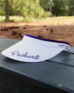 Pukka- Ladies' Pinehurst Wide Brim Visor LARGE