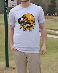 Ahead- Men's Instant Classic Fox Squirrel Tee THUMBNAIL
