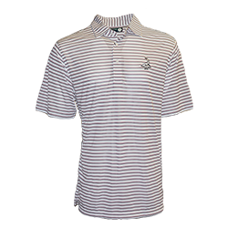 Men's Donald Ross Tartan Collection- 2-Stripe Polo MAIN