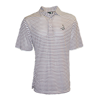 Men's Donald Ross Tartan Collection- 2-Stripe Polo_SWATCH