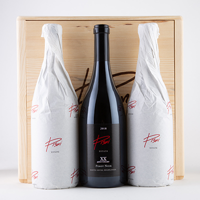 2018 Pisoni Estate Pinot Noir 3pk MAIN
