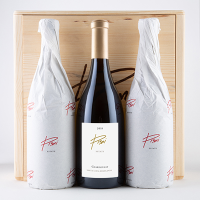2018 Pisoni Estate Chardonnay 3pk MAIN