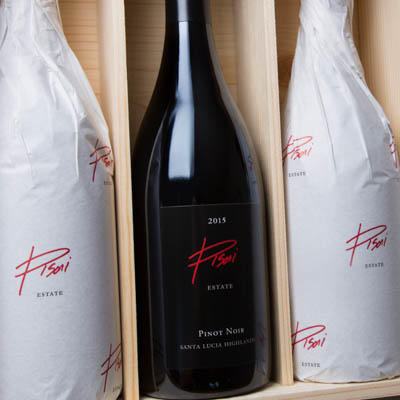 2015 Pisoni Estate Pinot Noir<br>3-pack