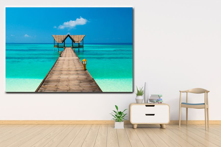 Canvas Art Wall Decor, CANVAS ART COASTAL 10736 110 THUMBNAIL