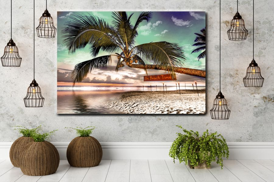 Canvas Art Wall Decor, CANVAS ART COASTAL 10743 110 THUMBNAIL