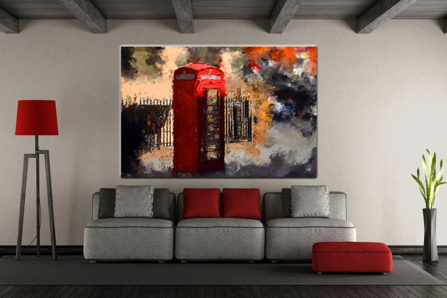 Canvas Art, Art Blvd, Pixolate, HD METAL ART, CITIES, LANDMARKS, SKYLINES, PIXO DUDE, PIXOLATE, PIXIE DUDE, STREETS, BUI LARGE