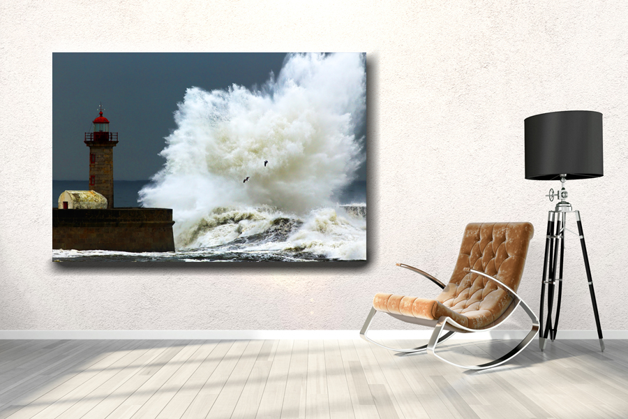 Canvas Art, Art Blvd, Pixolate, HD METAL ART, PIXOLATE, hd aluminum art. PIXODUDE,LIGHT HOUSE, LANDMARK, OCEAN, SEA NAUT LARGE