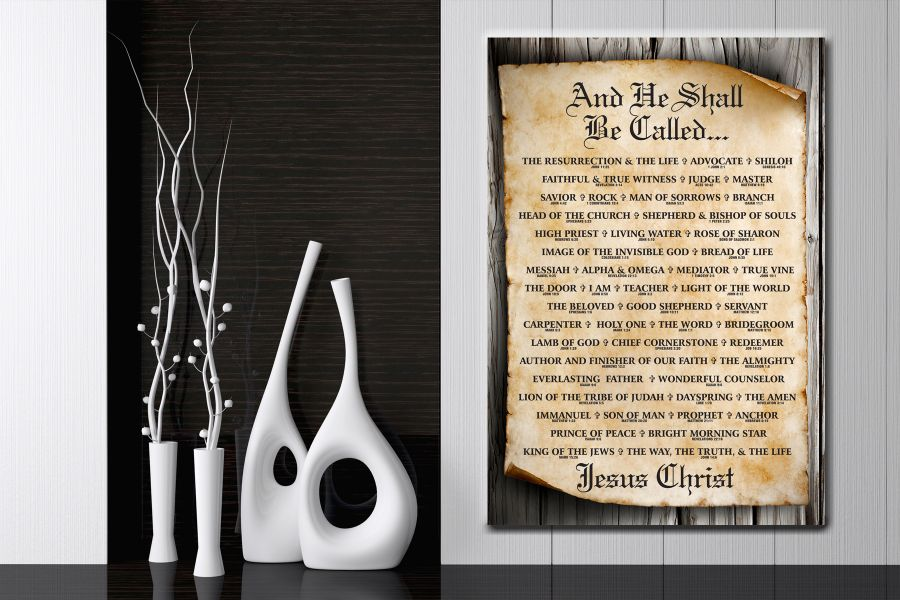 Canvas Art Wall Decor, RELIGION CANVAS ART 29000 111 THUMBNAIL