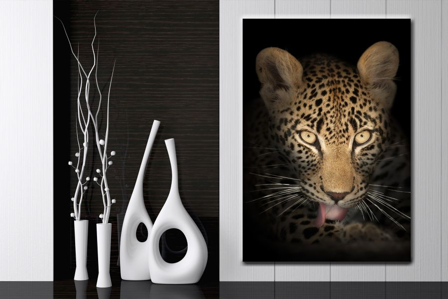Canvas Art Wall Decor, CANVAS Art ANIMALS 35018 110 THUMBNAIL