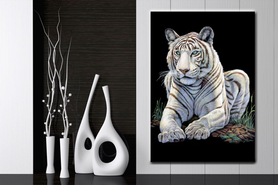 Canvas Art, Art Blvd, Pixolate, HD METAL ART WILD LIFE ART, ANIMALS ART, SAFARI ART, AFRICA ART , BIG CATS ART, PIXOMOO, LARGE