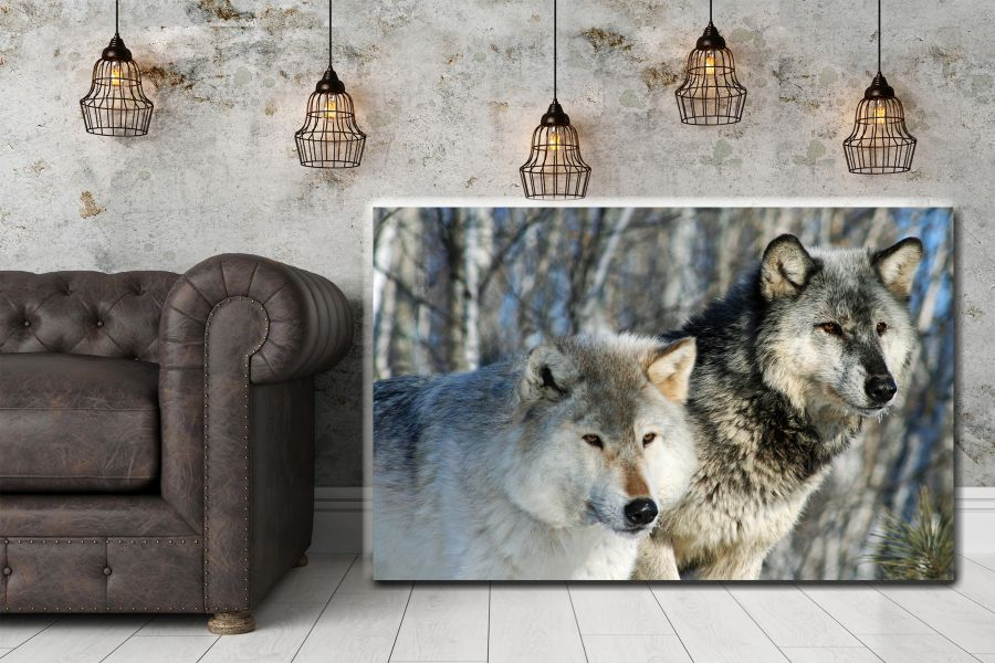 Canvas Art Wall Decor, CANVAS Art ANIMALS 35070 110 THUMBNAIL
