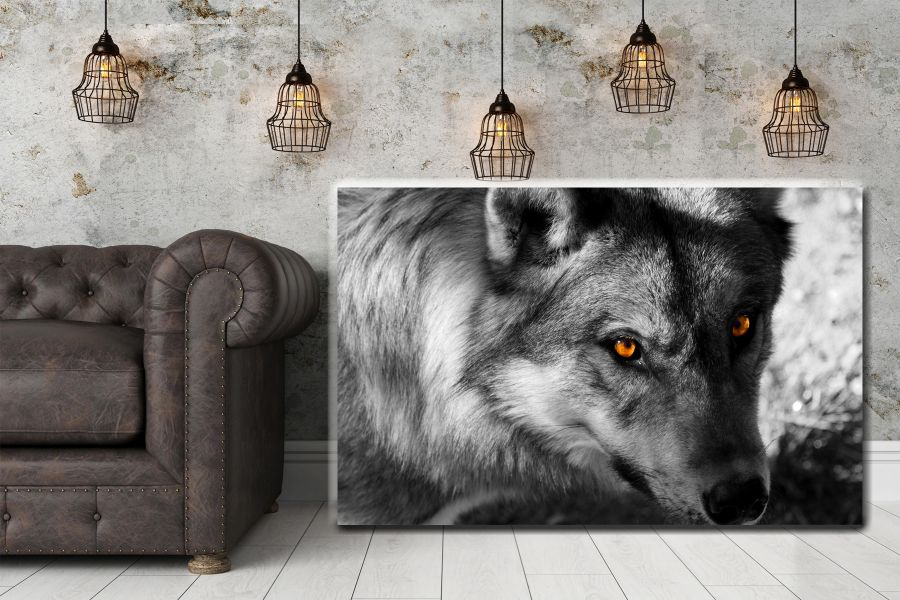 Canvas Art Wall Decor, CANVAS Art ANIMALS 35085 110 THUMBNAIL