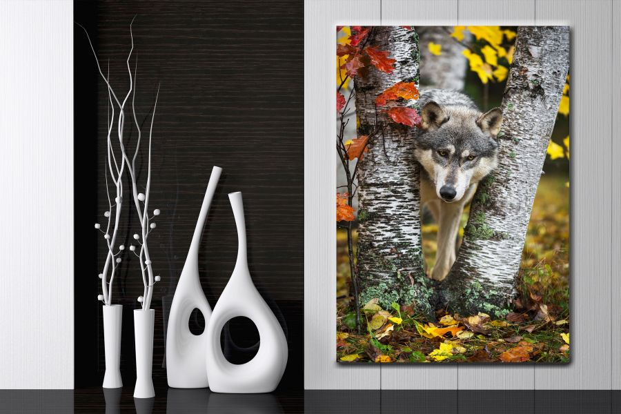 HD Metal Art, Indoor/Outdoor Wall Decor, Animals, Wildlife 35164 200 THUMBNAIL