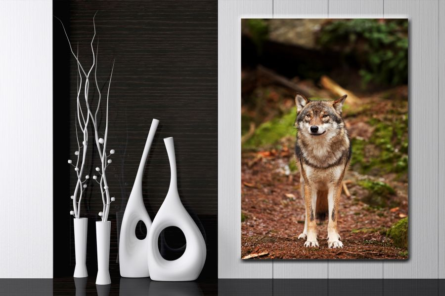 HD Metal Art, Indoor/Outdoor Wall Decor, Animals, Wildlife 35968 200 THUMBNAIL