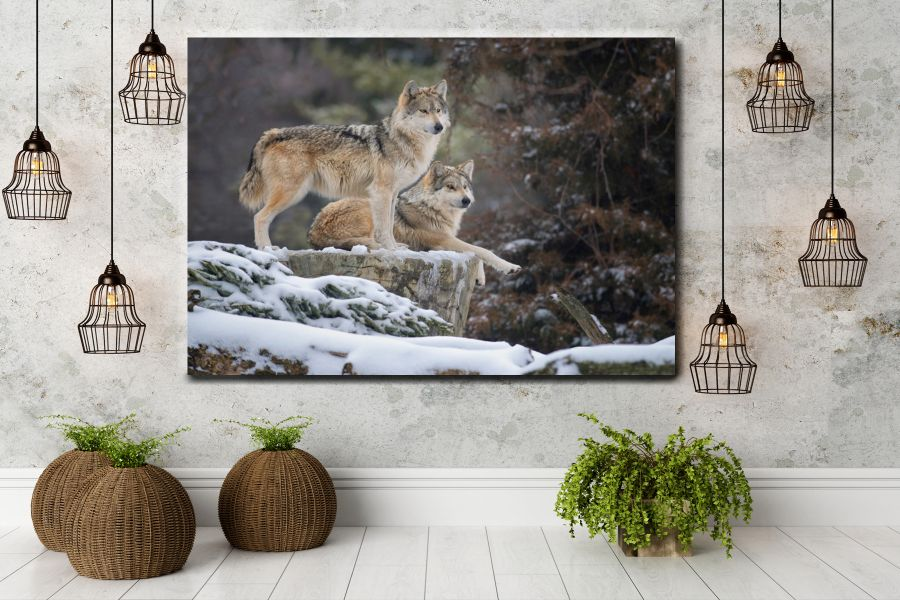 HD Metal Art, Indoor/Outdoor Wall Decor, Animals, Wildlife 35975 200 THUMBNAIL