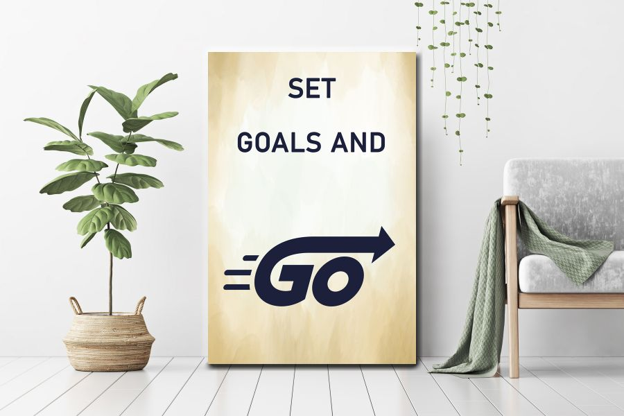 Canvas Art Wall Decor, motivational, inspitational Art 36081 THUMBNAIL