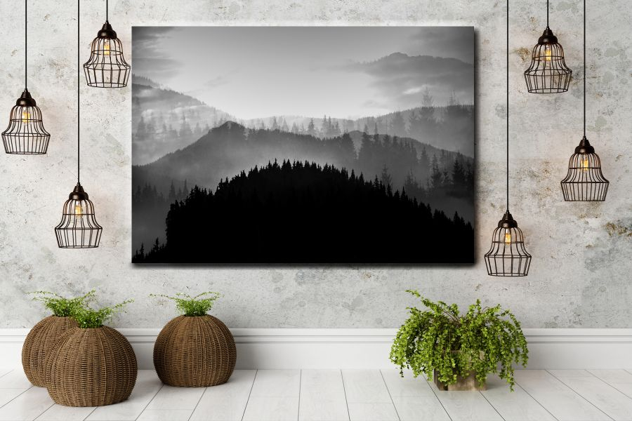 HD Metal Art, Outdoor Art, PIXOLATE, SUBKEEN, DAMASKEEN LANDSCAPE, NATURE 39065 200 THUMBNAIL