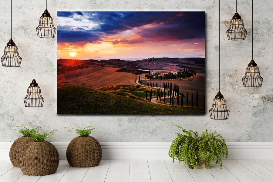 Canvas Art Wall Decor, NATURE 39070 LARGE