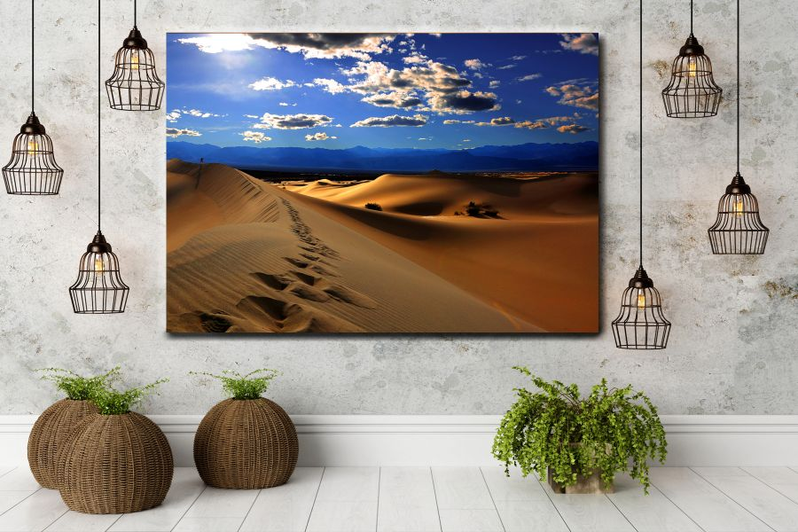 HD Metal Art, Outdoor Art, PIXOLATE, SUBKEEN, DAMASKEEN LANDSCAPE, NATURE 39215 200 THUMBNAIL