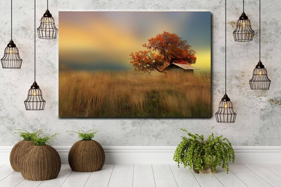 Canvas Art Wall Decor, NATURE 39220 LARGE
