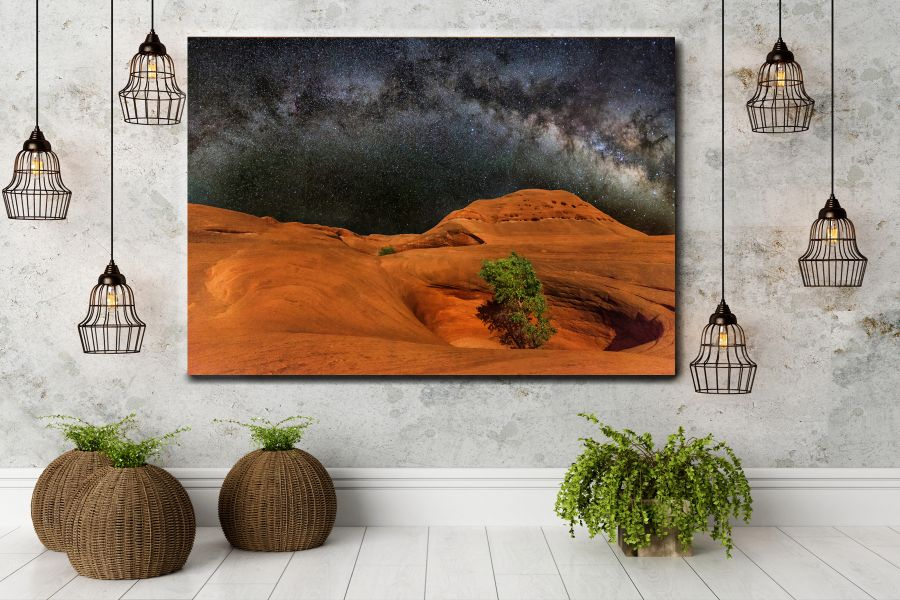 HD Metal Art, Outdoor Art, PIXOLATE, SUBKEEN, DAMASKEEN LANDSCAPE, NATURE 39241 200 THUMBNAIL
