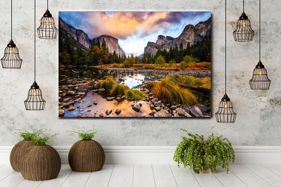 HD Metal Art, Outdoor Art, PIXOLATE, SUBKEEN, DAMASKEEN LANDSCAPE, NATURE 39245 200 THUMBNAIL
