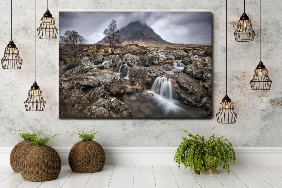 HD Metal Art, Outdoor Art, PIXOLATE, SUBKEEN, DAMASKEEN LANDSCAPE, NATURE 39305 200 THUMBNAIL