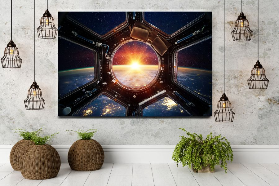 SPACE, PIXOTILES, UNIVERSE, COSMOS , MILKYWAY, STARS, SUN, PLANETS LARGE