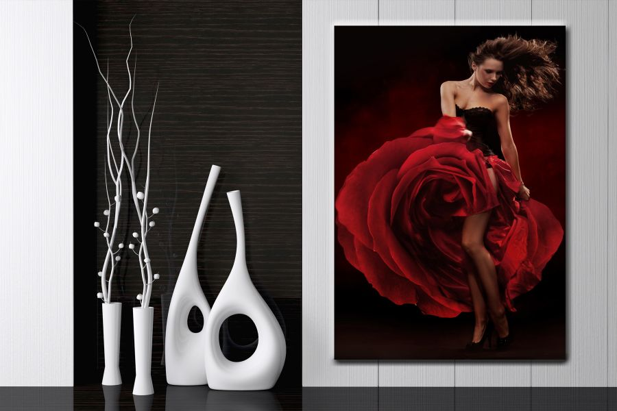HD Metal Art, Indoor/Outdoor Wall Decor, Fashion & Modern 55006 200 THUMBNAIL