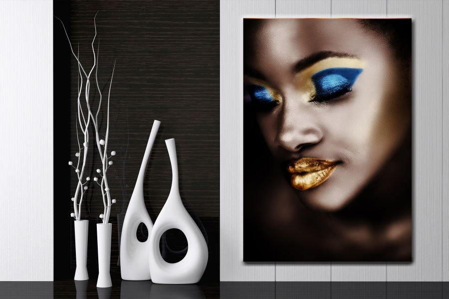HD Metal Art, Indoor/Outdoor Wall Decor, Fashion & Modern 55030 200 THUMBNAIL