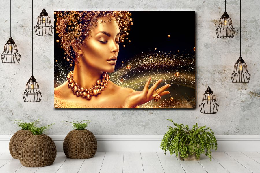 HD Metal Art, Indoor/Outdoor Wall Decor, Fashion & Modern 55070 200 THUMBNAIL