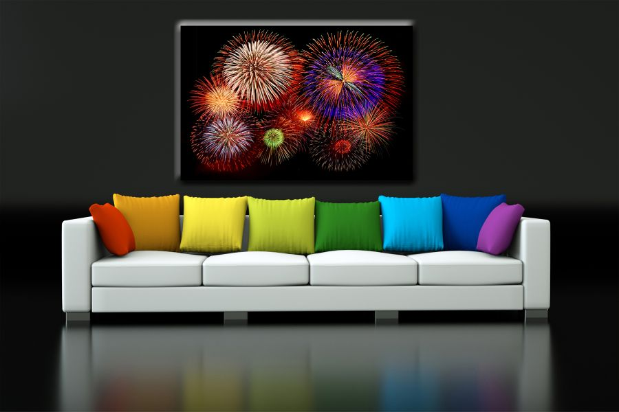 Canvas Art Wall Decor, CANVAS ART PATRIOTIC 60060 110 THUMBNAIL