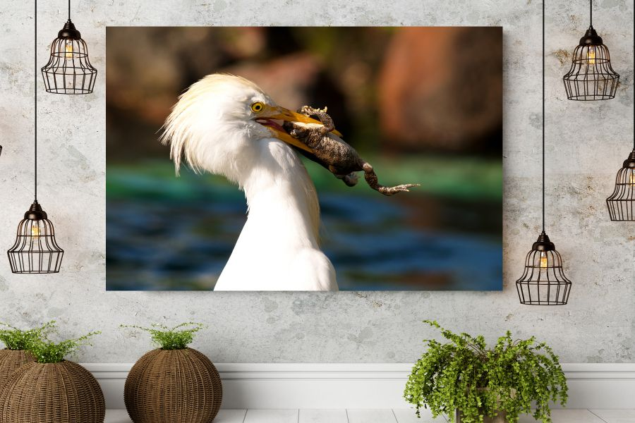 Canvas Art Wall Decor, BIRDS 70003 THUMBNAIL