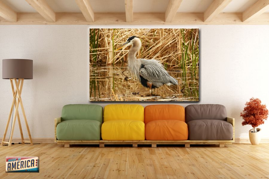 HD Metal Art, Indoor/Outdoor Wall Decor, BIRDS 70006 911 THUMBNAIL
