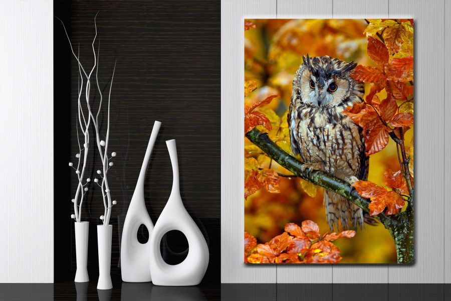 Canvas Art Wall Decor, BIRDS 70024 THUMBNAIL
