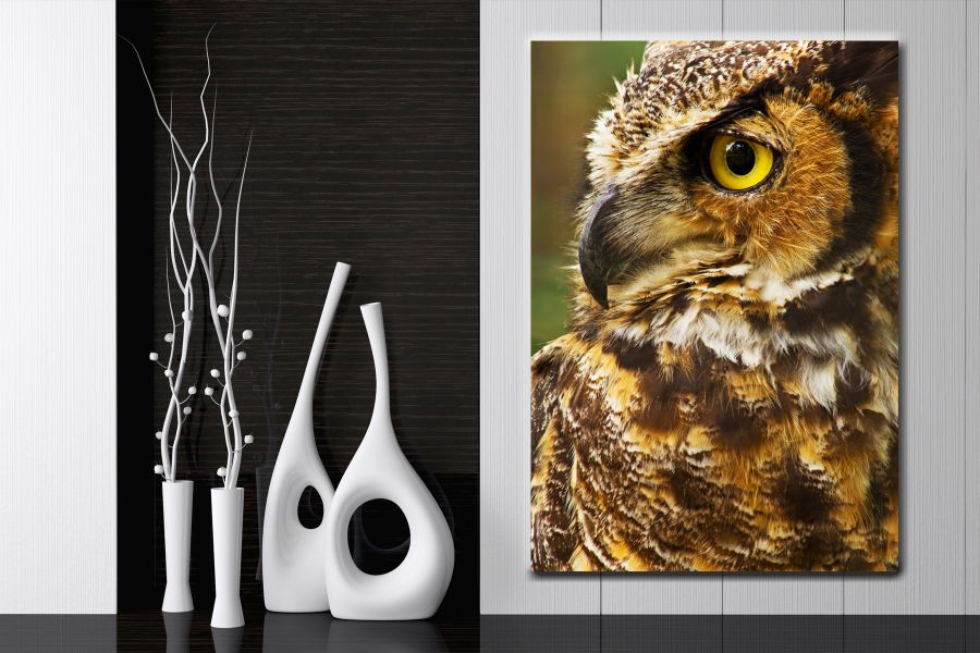 HD Metal Art, Indoor/Outdoor Wall Decor, BIRDS 70034 911 THUMBNAIL