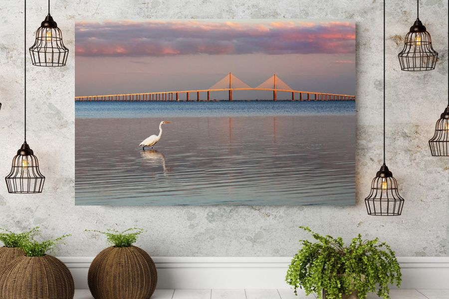 Canvas Art Wall Decor, CANVAS ART BIRDS 70043 110 THUMBNAIL